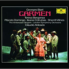 Bizet: Carmen / Act 3 - Quant au douanier, c'est notre affaire! (Carmen, Merc�d�s, Frasquita, Les Boh�miennes, Les Boh�miens, Dancaire, Remendado)