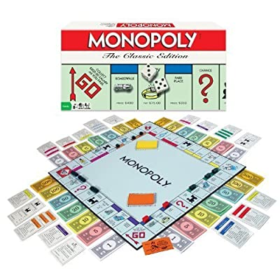 Monopoly - The Classic Edition