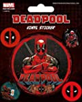 Deadpool Sticker Adhesive Decal - Mar...