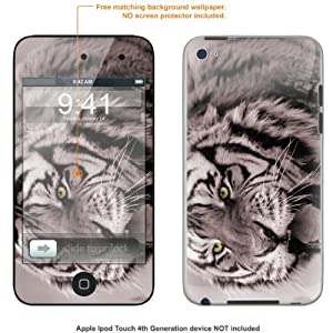 Protective Decal Skin STICKER for Apple Ipod Touch 4G, 4th Generation case cover IPtouch4G-143