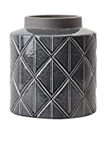 SCANDI CHIC Jarrón Ceramic