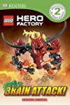 Dk Readers Lego Hero Factory Brain At...