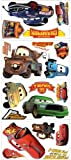 Disney Cars Piston Cup Champs Wall Decal Cutouts 18x40