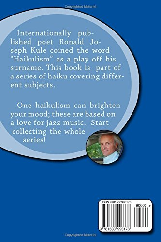 Jazz Poetry: Volume Two of a Series of Haikulisms: Volume 2