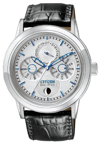 Citizen Men's BU0030-00A Calibre 8651 Eco-Drive Moon Phase Calibre 8651 Watch