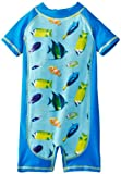 Pumpkin Patch Baby Boys Aquarium Adventure Tropical Fish Trunks