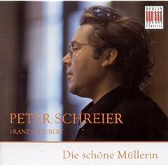 Franz Schubert: Schone Mullerin (Die) (Schreier, Olbertz)