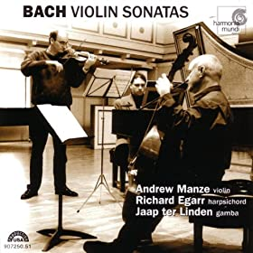 Sonata in F Minor, BWV 1018: IV. Vivace