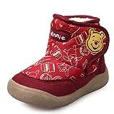 Winnie The Pooh Girls' Boots/ Little Kids' High Top Winter Boot FireBrick