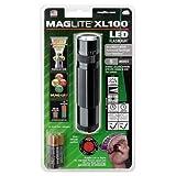 MAGLITE(マグライト) XL100-S3016 ブリスターパック ブラック 01031052001011 ハンディーライト ハンディライト 懐中電灯 電池式