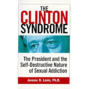 bill clinton sex addict