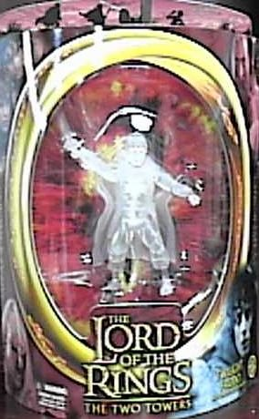 Lord of the Rings Two Towers Action Figure Twilight Frodo - 1