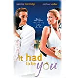 It Had to Be You [DVD] [2002] [Region 1] [US Import] [NTSC]by Natasha Henstridge