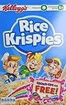 Kellogg's Rice Krispies 340 G (Pack o...