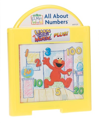 Learning Through Music Plus - Elmo's World All About Numbers - Buy Learning Through Music Plus - Elmo's World All About Numbers - Purchase Learning Through Music Plus - Elmo's World All About Numbers (Fisher-Price, Toys & Games,Categories,Electronics for Kids,Learning & Education)