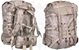 Search : MOLLE II Large Equipment Pack, Desert Camo, Genuine U.S. Military Issue