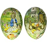 David Westnedge Beatrix Potter Cardboard Easter Eggs 18 cm (pack of 2)