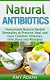 Natural Antibiotics: Homemade Natural Herbal Remedies to Prevent, Heal and Cure Common Illnesses, Infections and Allergies