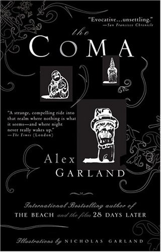Cover of The Coma
