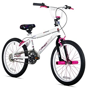 Razor Girl's Angel Bike (White, 20-Inch)