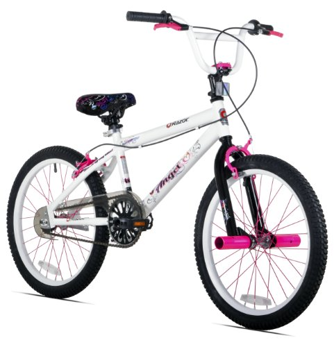 Read About Razor Girl's Angel Bike (White, 20-Inch)