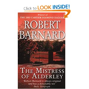 The Mistress of Alderley Robert Barnard