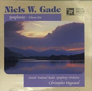 Niels W. Gade, Christopher Hogwood, Danish National Radio Symphony