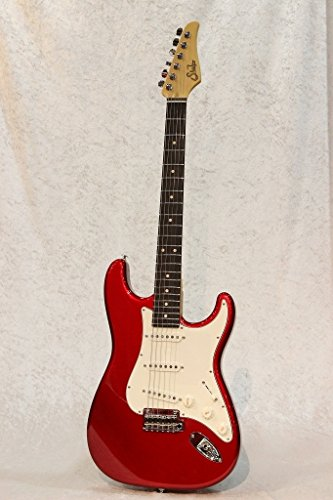 Used Suhr Classic Pro / Candy Apple Red Electric Guitar (Suhr Classic compare prices)