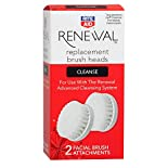 Rite Aid Renewal Advanced Cleansing System Replacement Brush Heads, 2 pack
