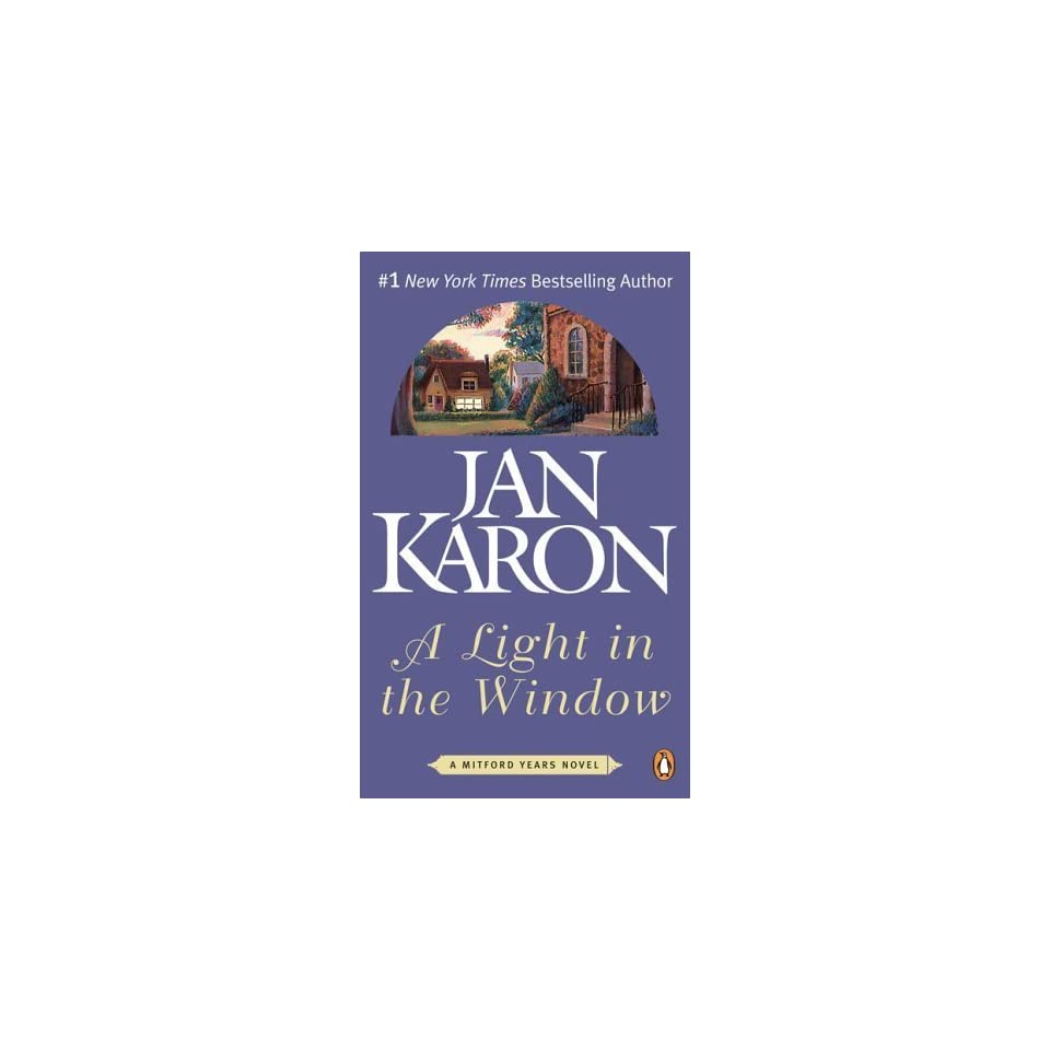a light in the window the mitford years book 2