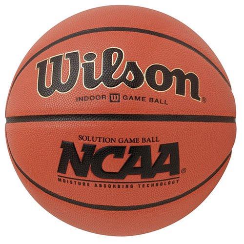 Wilson Solution NCAA Composite Basketball Wilson Basketballs autotags B0009KF57Y