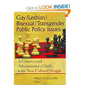 Amazon.com: Gay/Lesbian/Bisexual/Transgender Public Policy Issues ...