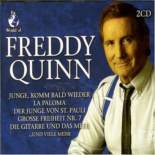 FREDDY QUINN - World of Freddy Quinn - Zortam Music