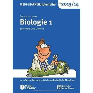 MEDI-LEARN Skriptenreihe 2013/14: Biologie im Paket