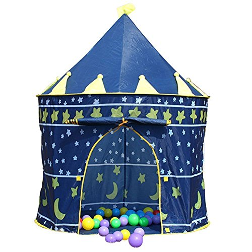 Blue Castle Play Tents Playhouse Tent Great Gift For Children