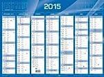 QUO VADIS - Calendrier de banque 2015...