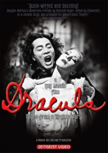 "Cover of ""Dracula - Pages from a Virgin's..."