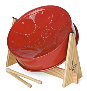 Woodstock Percussion Calypso Steel Drum