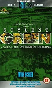 Soylent Green (Special Collector's Edition) [VHS] [1973]