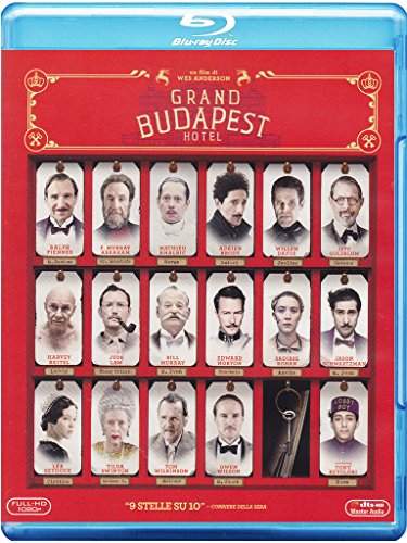Grand Budapest Hotel [Blu-ray] [Import anglais]