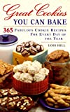 img - for Great Cookies You Can Bake book / textbook / text book