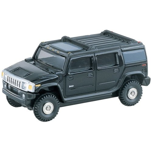 Tomica Matchbox No.15 Hummer H2 Diecast Toy Car