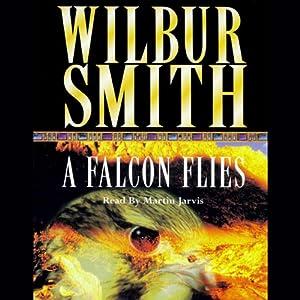 A Falcon Flies Hörbuch