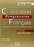 img - for Civilisation Progressive du Francais - Nouvelle Edition: Livre + Audio CD (Niveau Debutant) (French Edition) book / textbook / text book