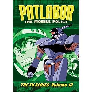 Patlabor - The Mobile Police: The TV Series, Vol. 10 movie
