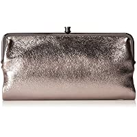 HOBO Lauren Wallet,Platinum,One Size