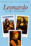 Leonardo: 16 Art Stickers (Dover Art Stickers)