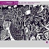 Live Phish Vol. 10: 6/22/94, Veterans Memorial Auditorium, Columbus, Ohio