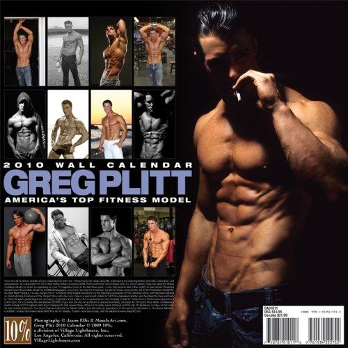 Greg Plitt 2010 Calendar: America\'s Top Fitness Model