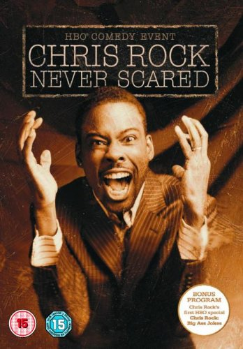Chris Rock - Never Scared affiche